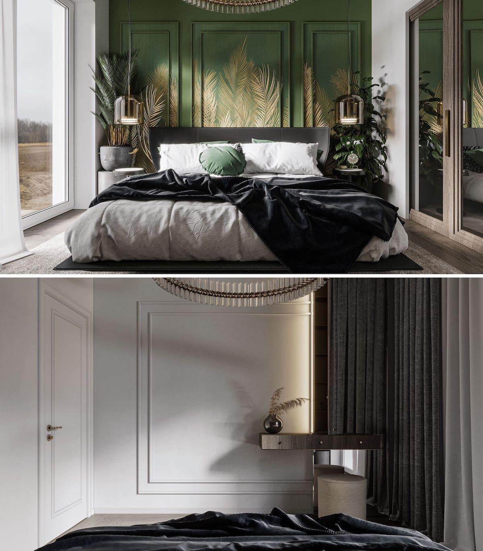 интерьер спальни фото 64