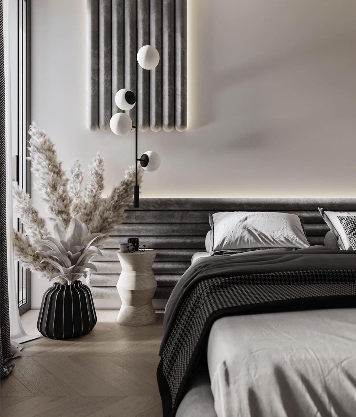 интерьер спальни фото 50