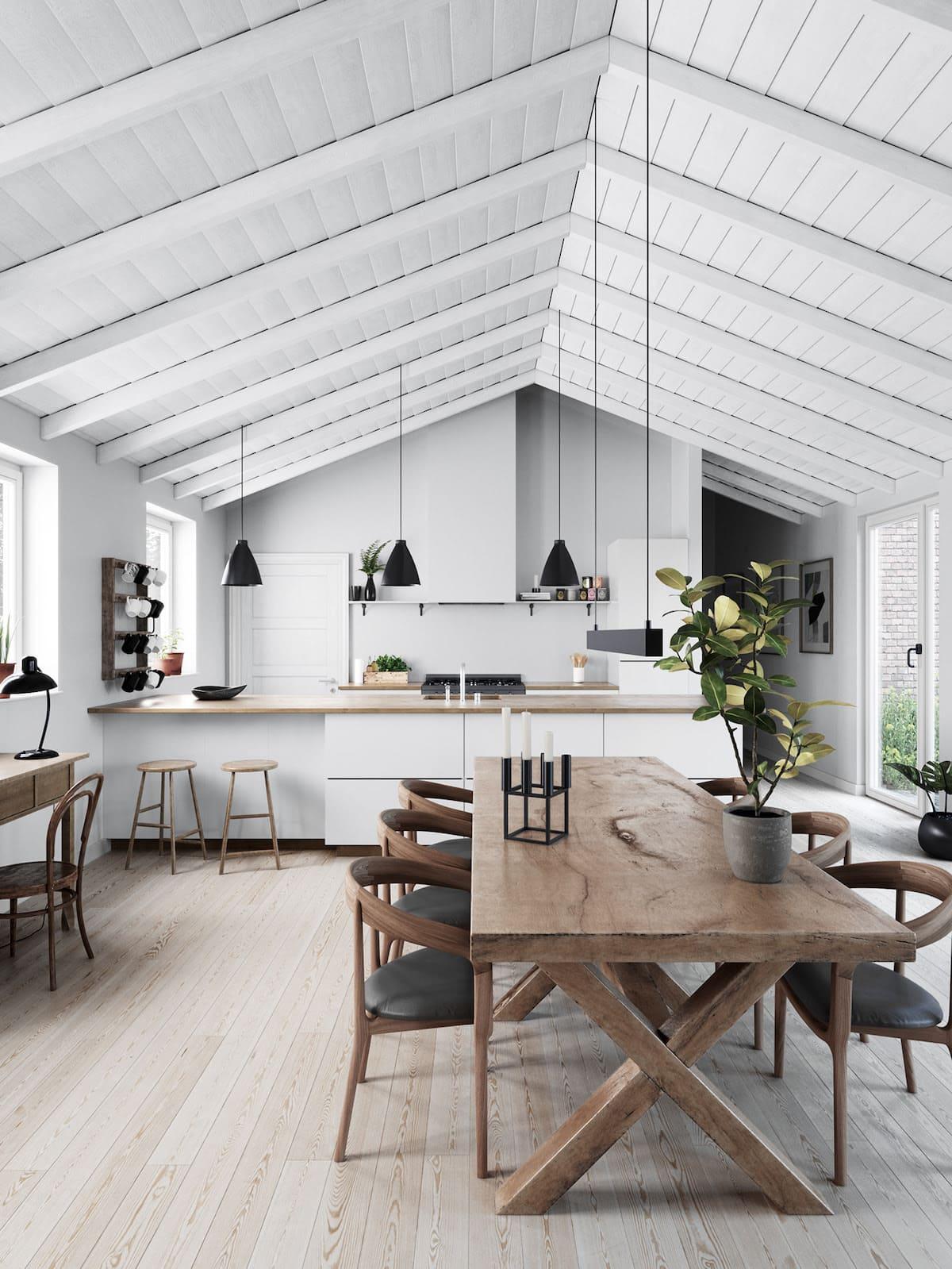 красивый дизайн потолка фото 77