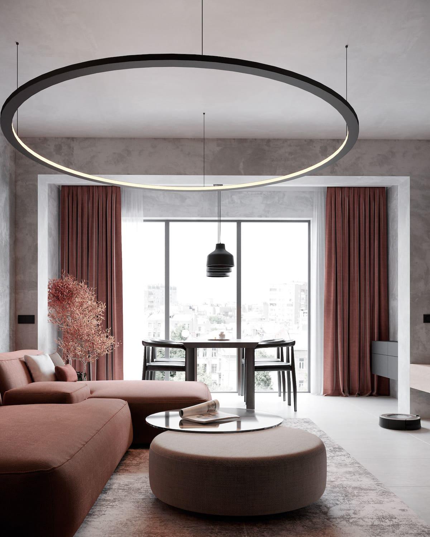 красивый дизайн потолка фото 59