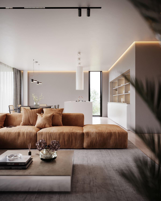 красивый дизайн потолка фото 62