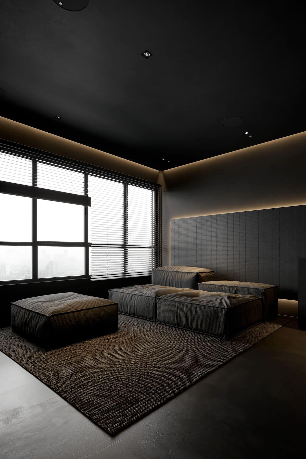 красивый дизайн потолка фото 38