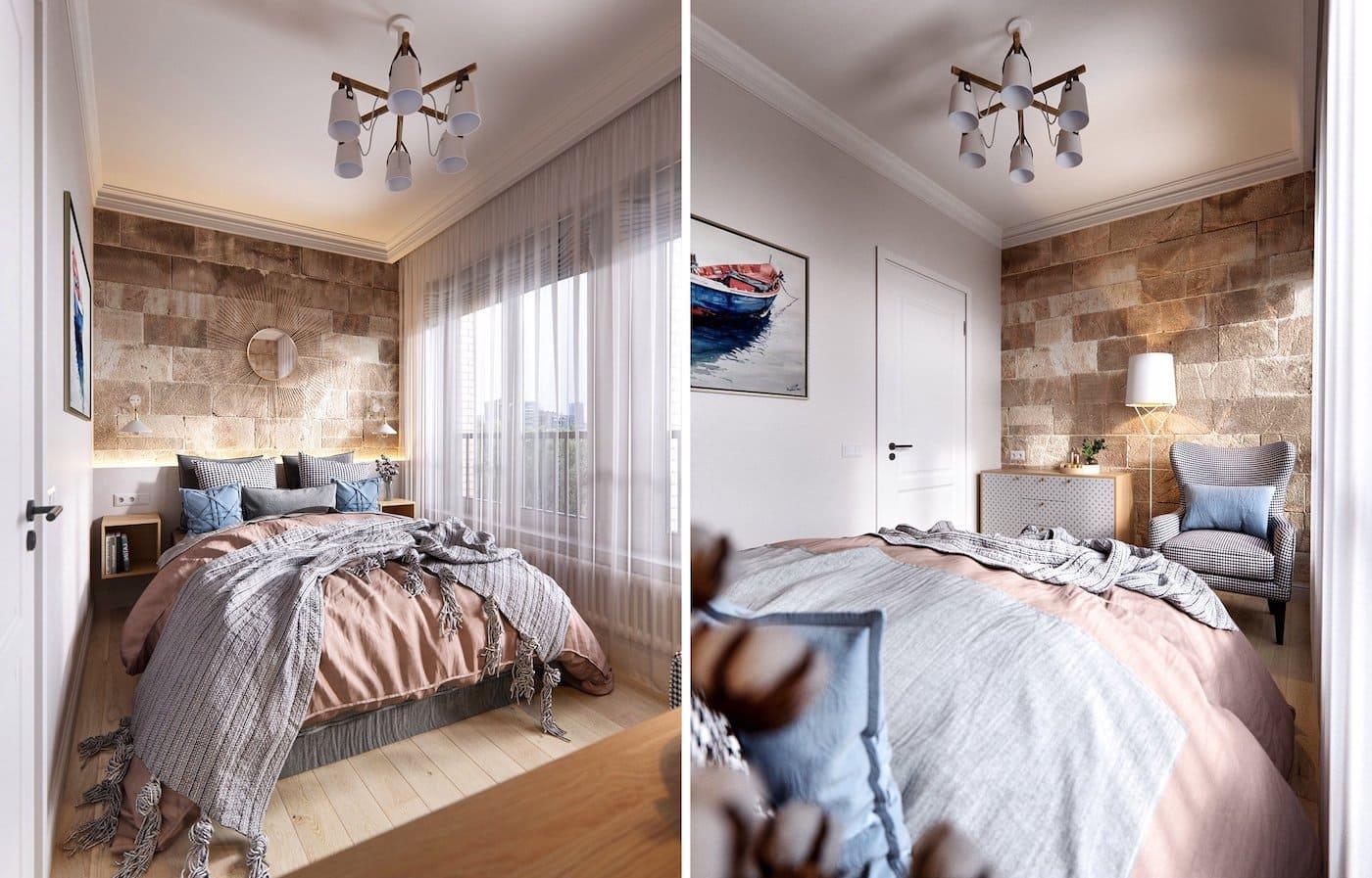 красивый дизайн потолка фото 25