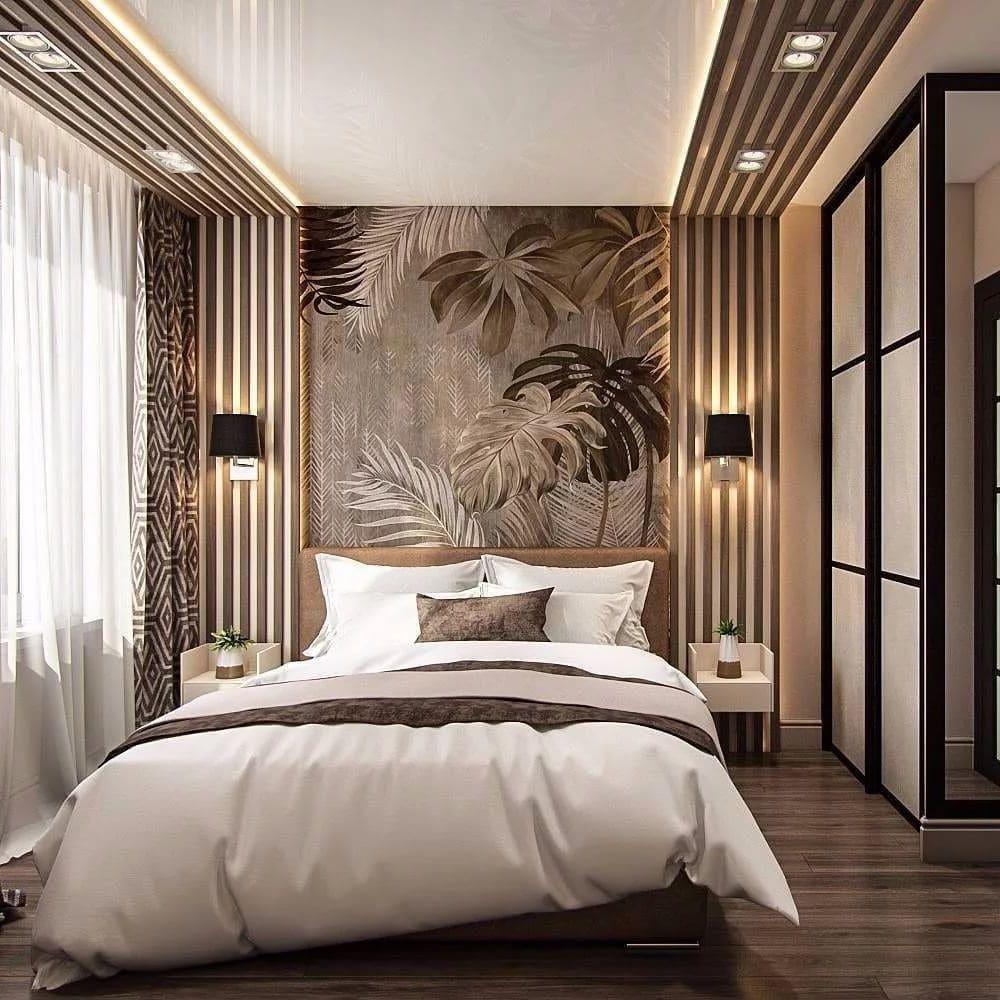 красивый дизайн потолка фото 39