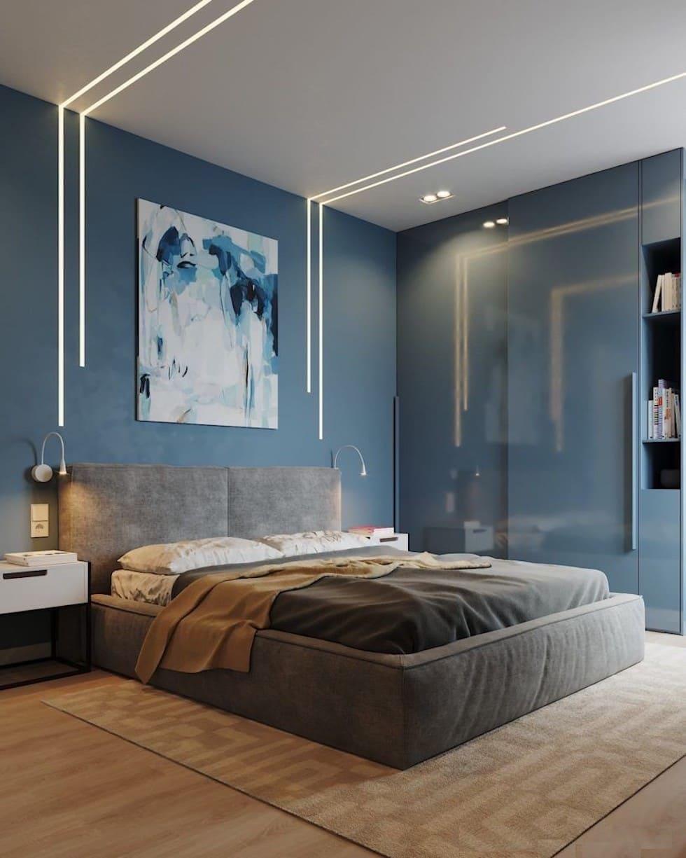 красивый дизайн потолка фото 67