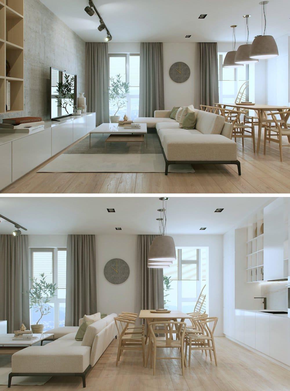 красивый дизайн потолка фото 72