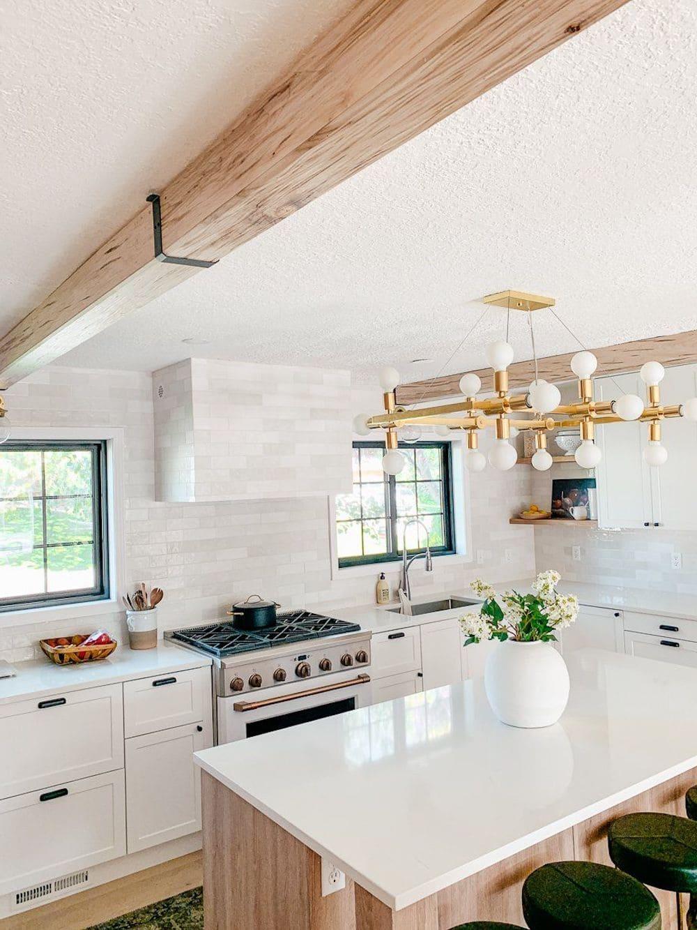 красивый дизайн потолка фото 71