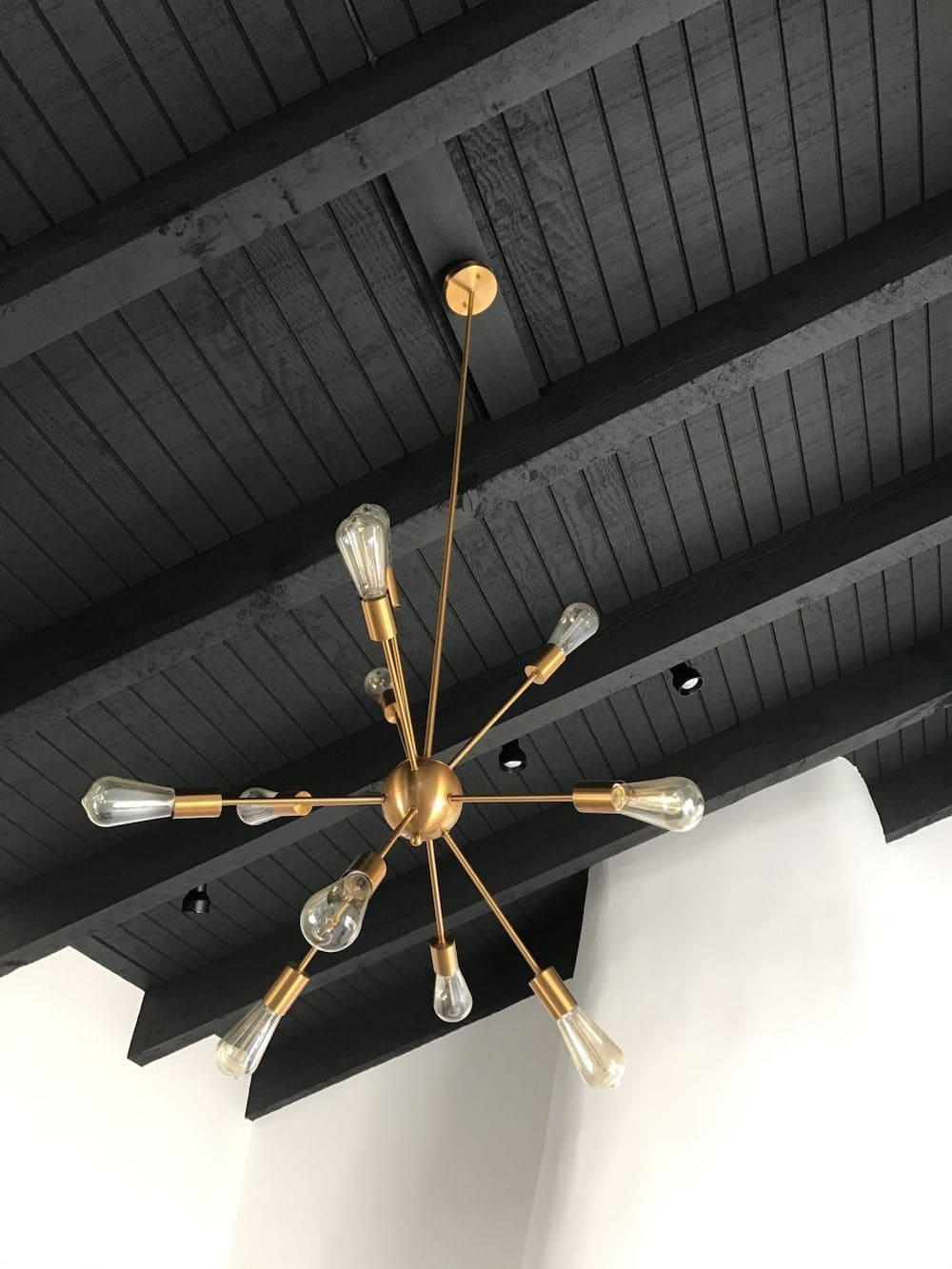 красивый дизайн потолка фото 31