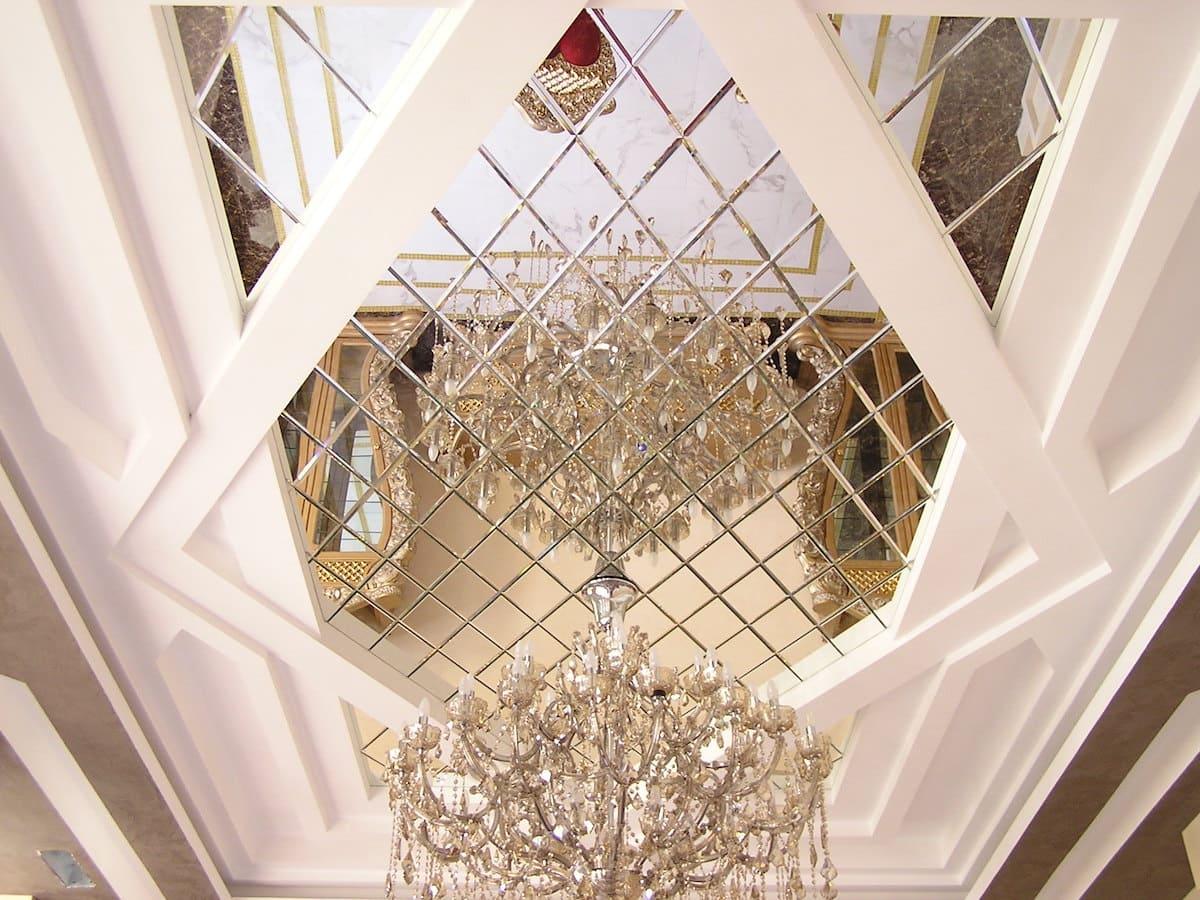 красивый дизайн потолка фото 9