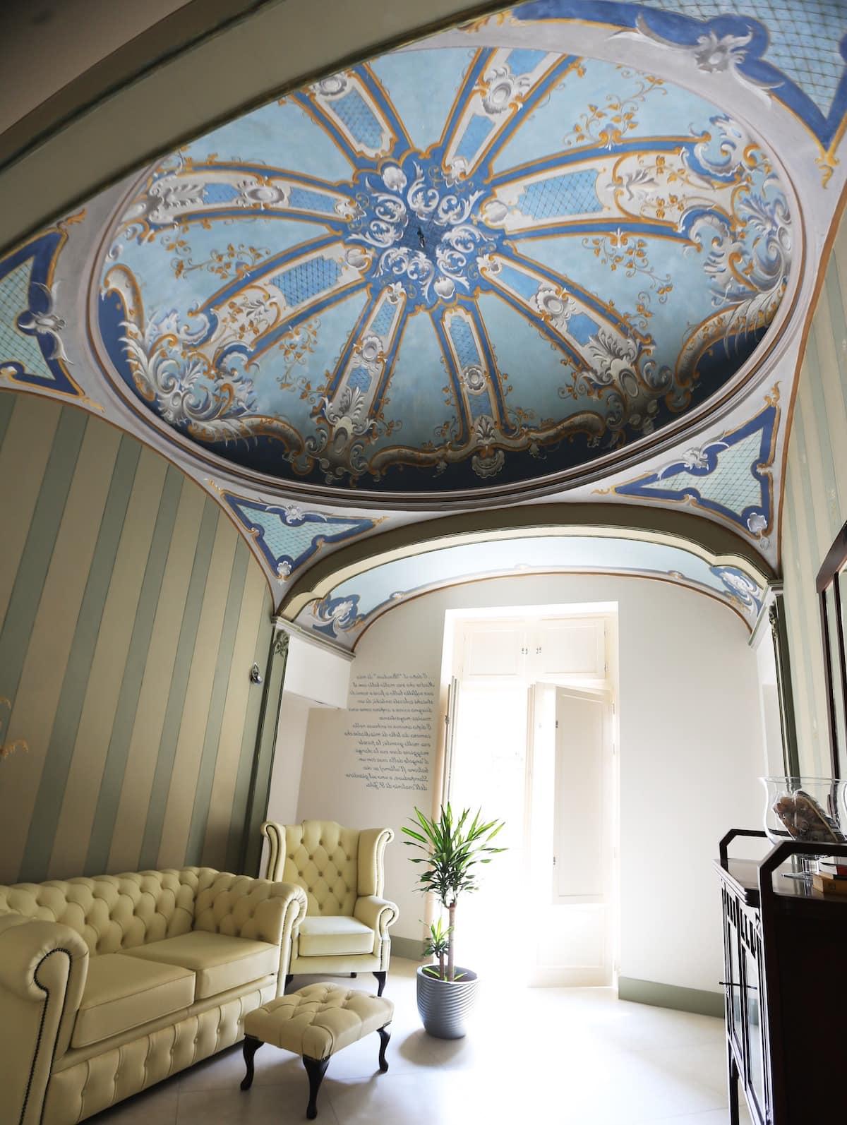 красивый дизайн потолка фото 20