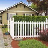 красивый забор для дома