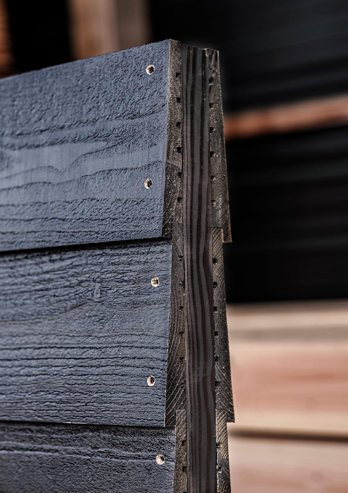 красивый деревянный забор фото 16