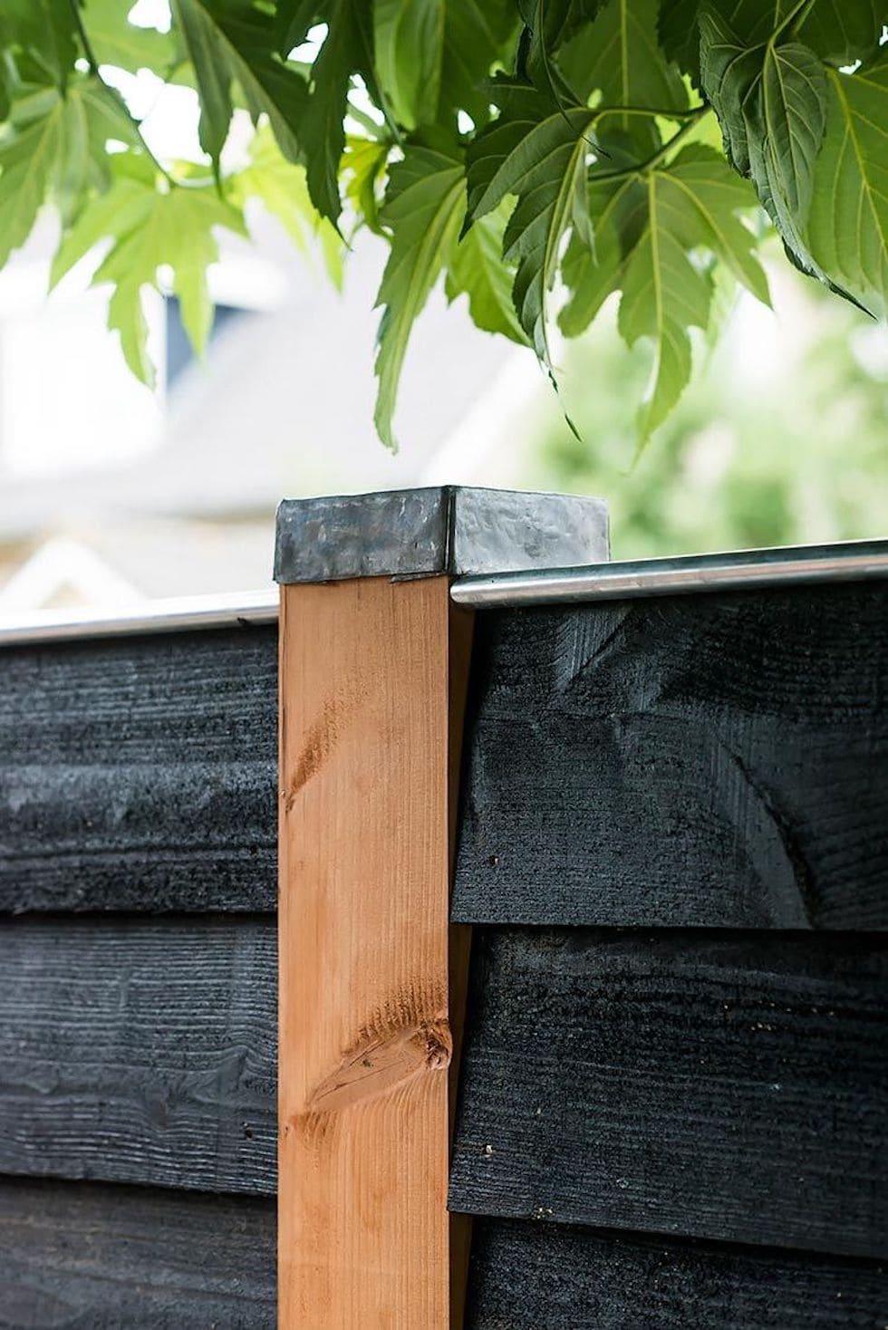 красивый деревянный забор фото 38