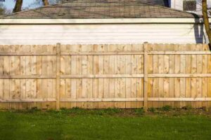 красивый деревянный забор фото 46
