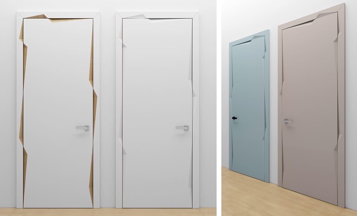 модные межкомнатные двери фото 42