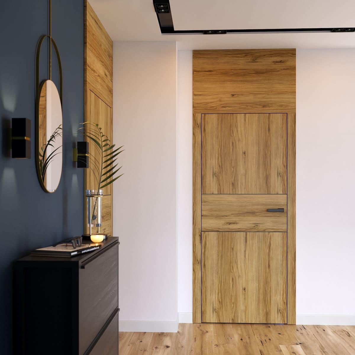 модные межкомнатные двери фото 33
