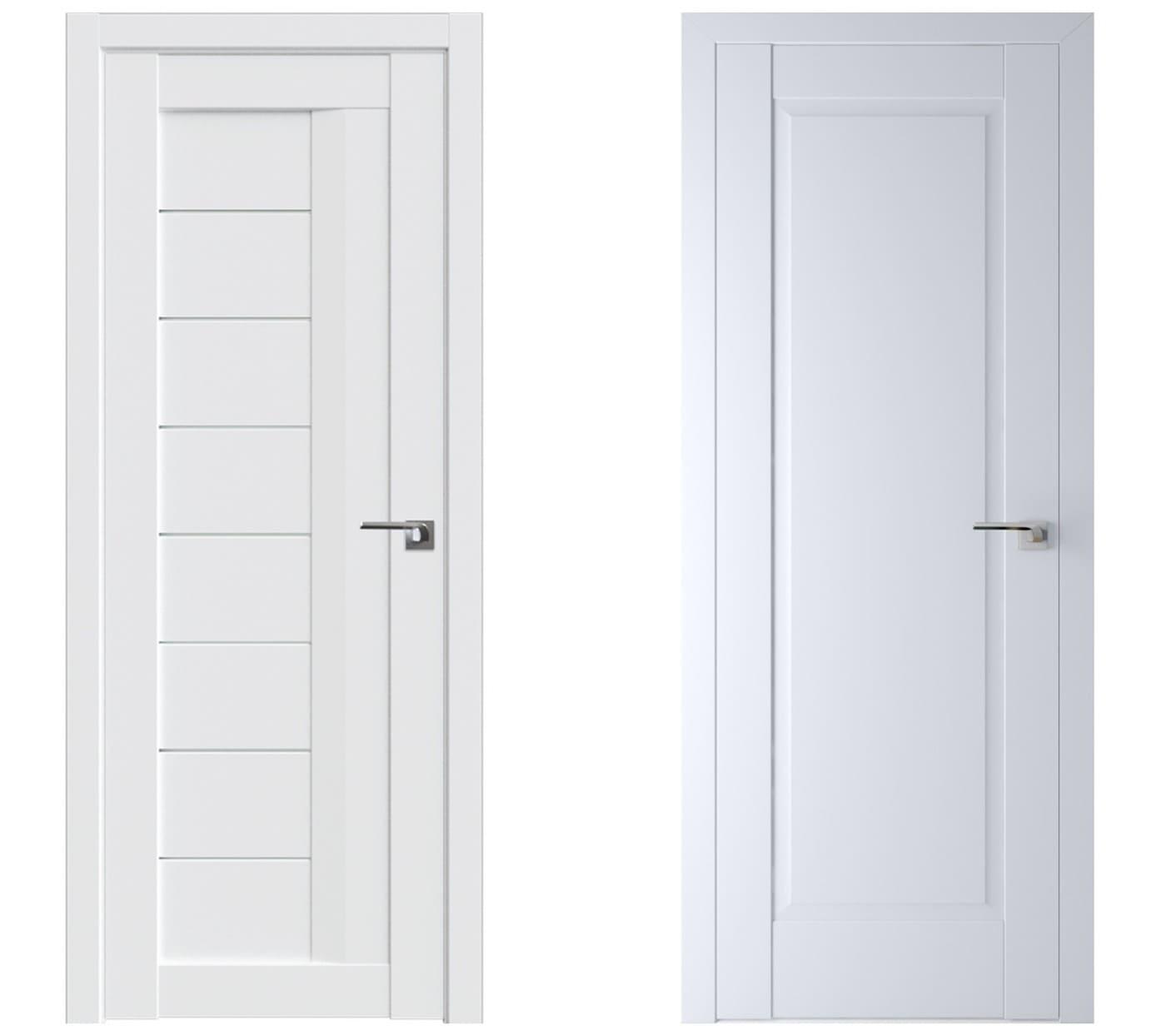 модные межкомнатные двери фото 46