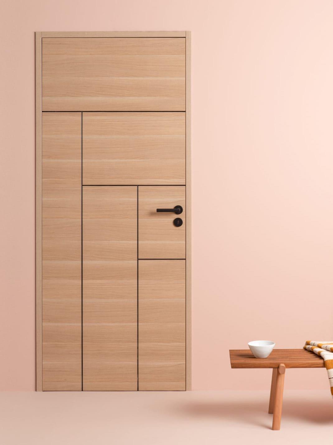 модные межкомнатные двери фото 51