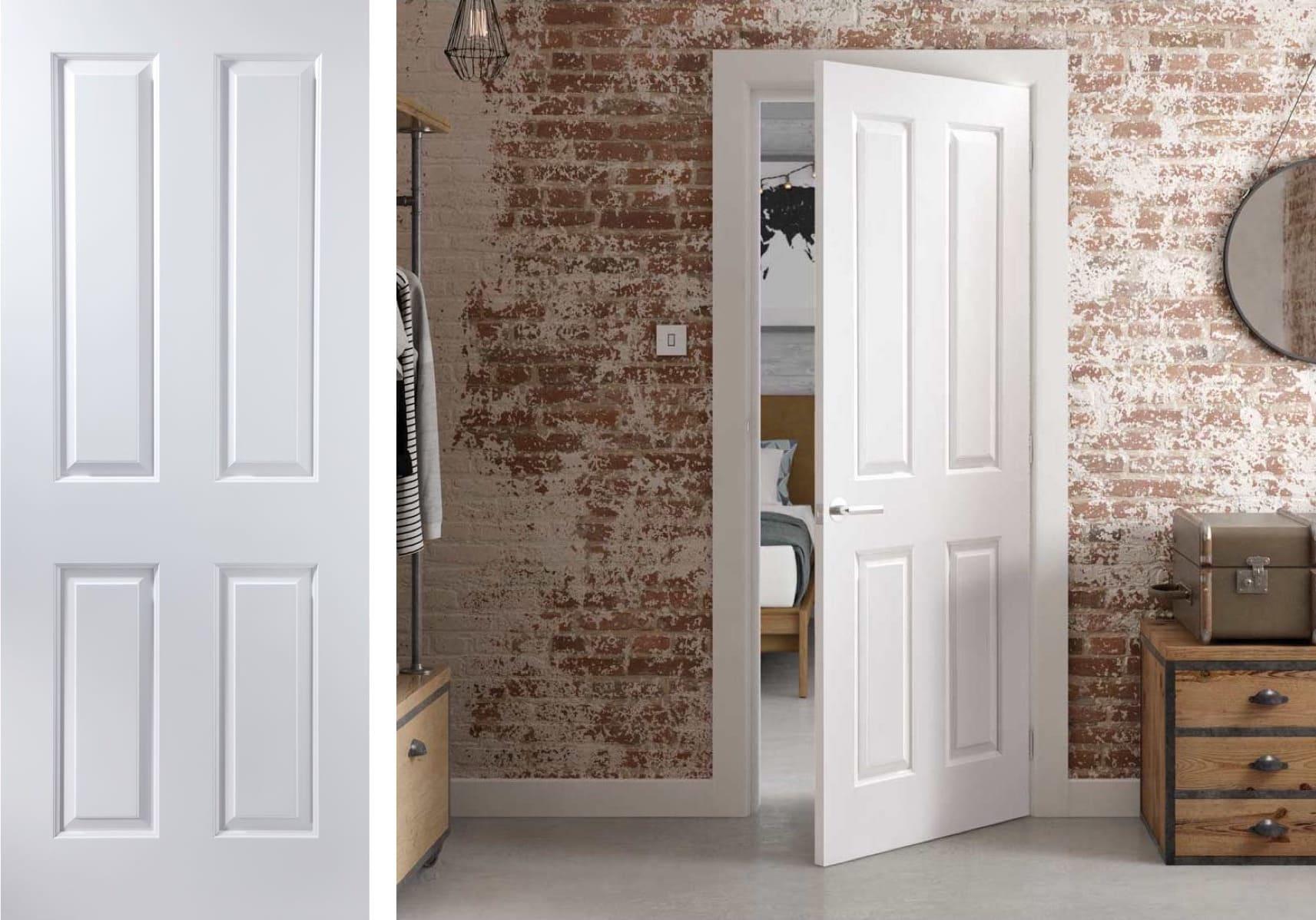 модные межкомнатные двери фото 16