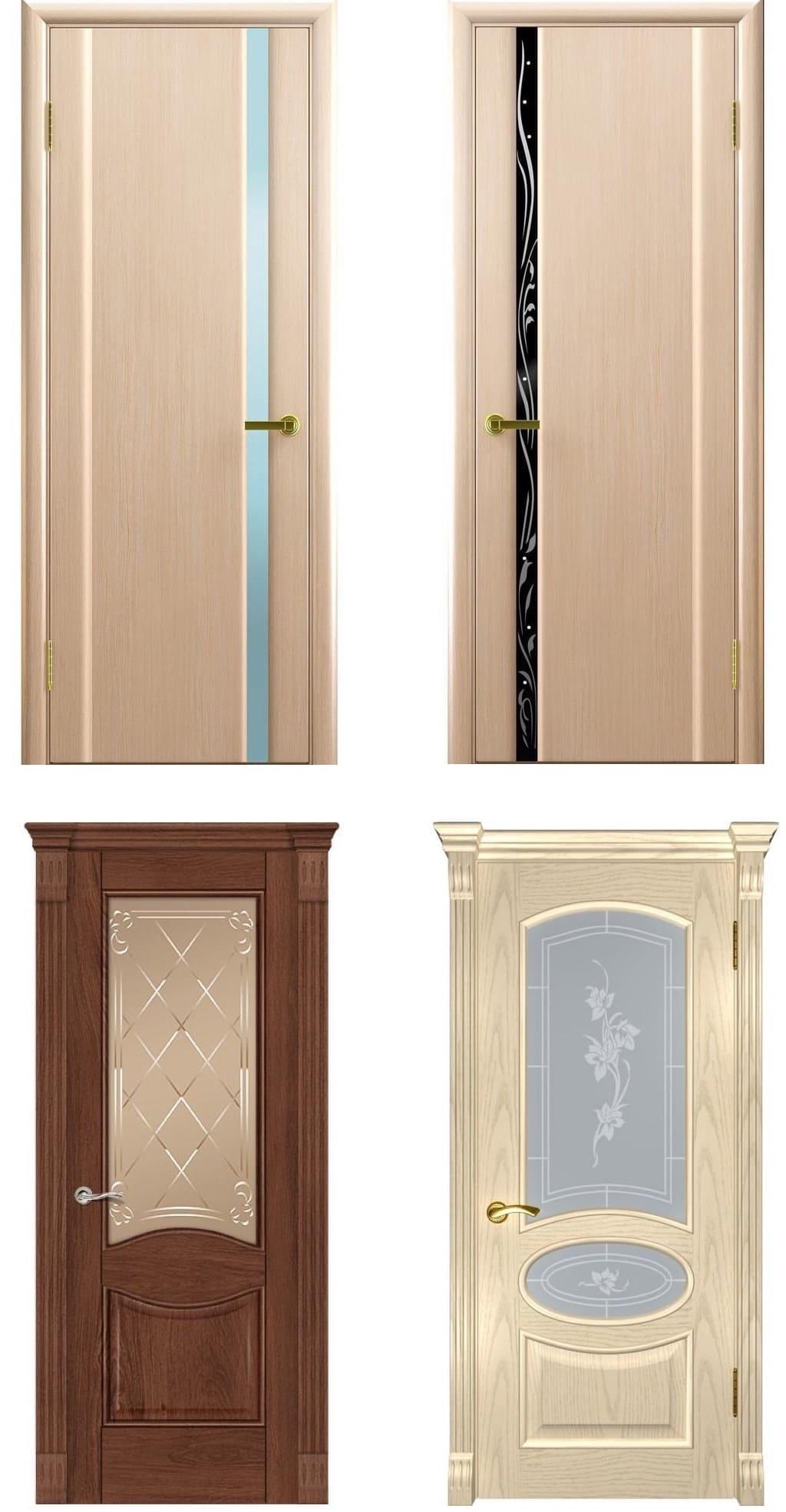модные межкомнатные двери фото 36