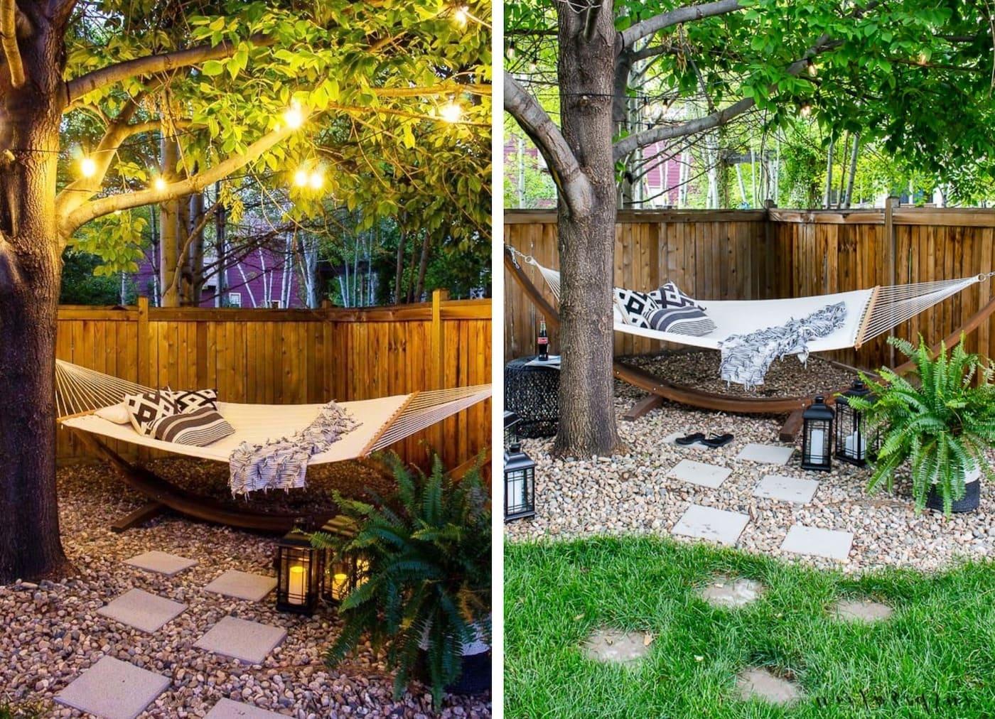 красивый сад частного дома фото 29