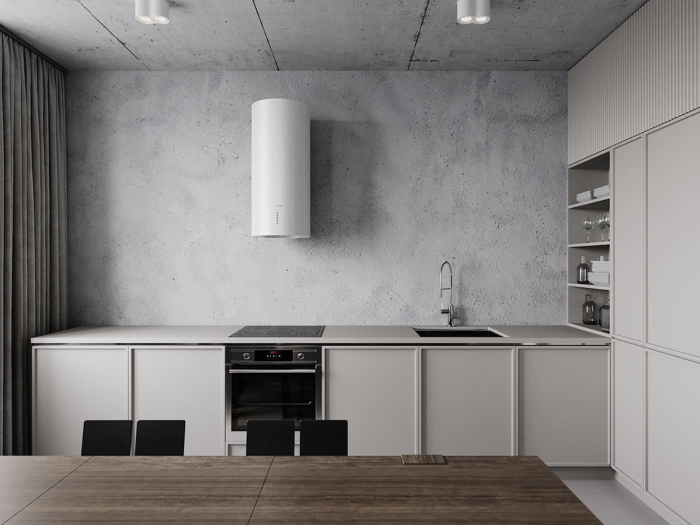 модный интерьер кухни фото 91