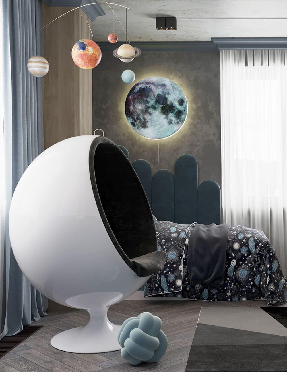 интерьер детской комнаты фото 69