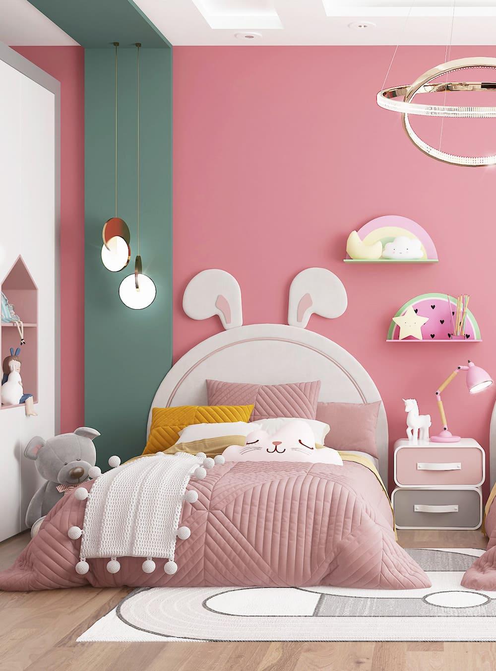 интерьер детской комнаты фото 21