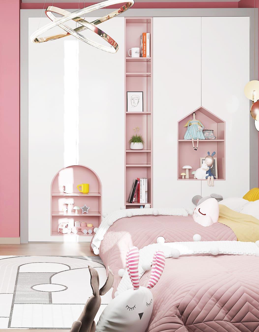 интерьер детской комнаты фото 24