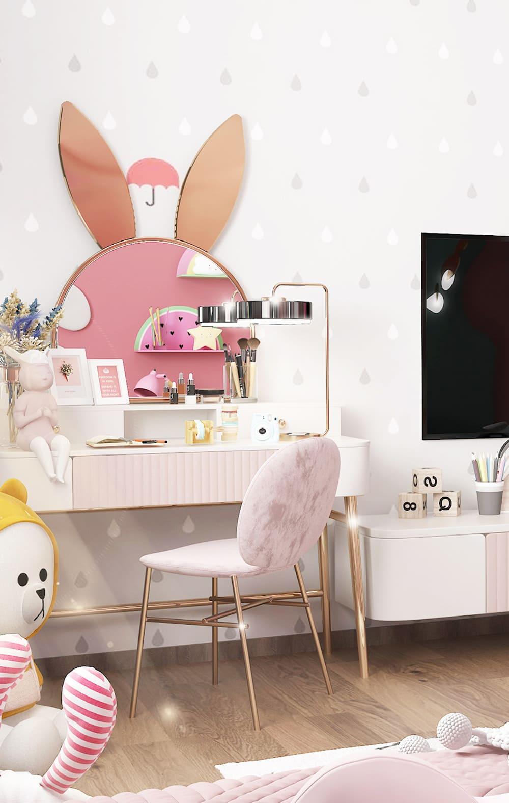 интерьер детской комнаты фото 26