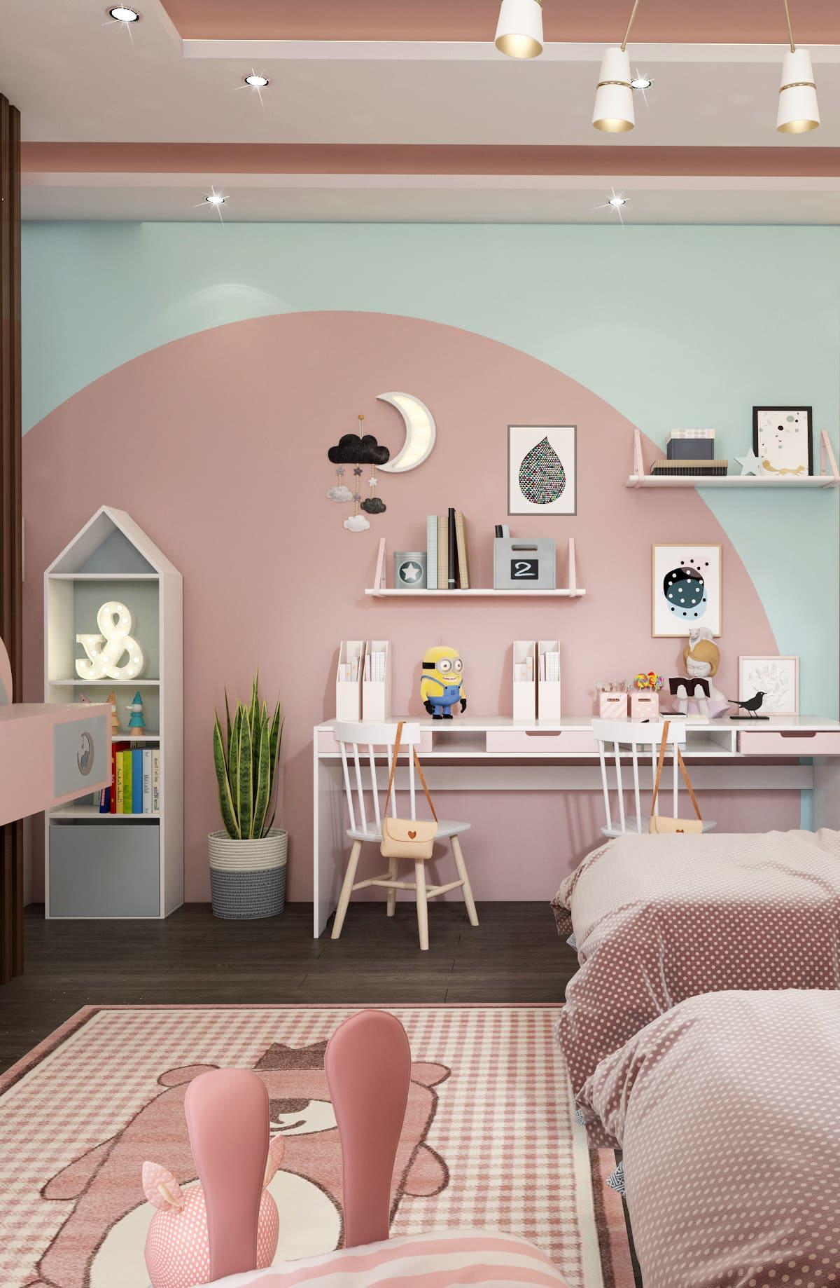 интерьер детской комнаты фото 88