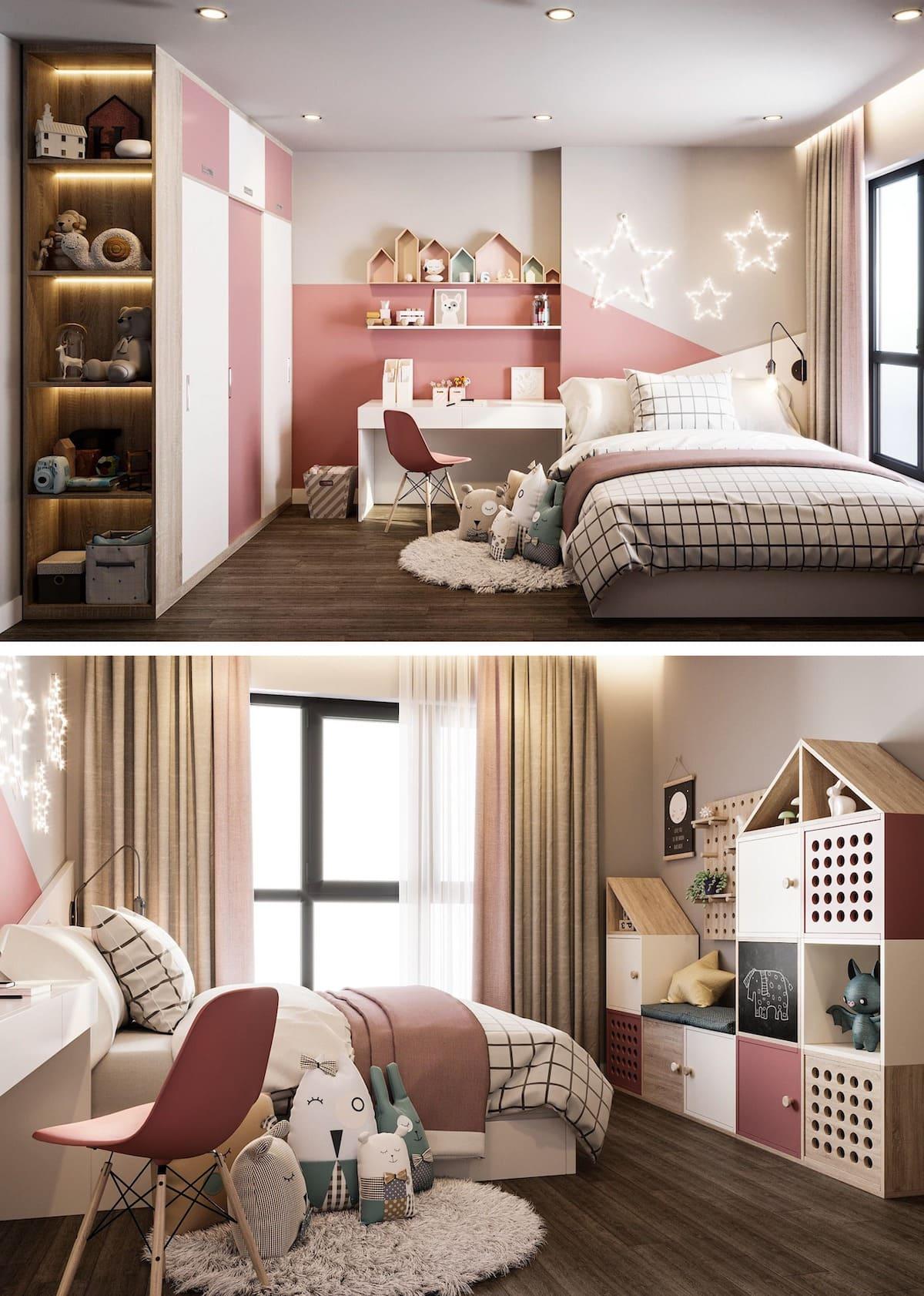 интерьер детской комнаты фото 19
