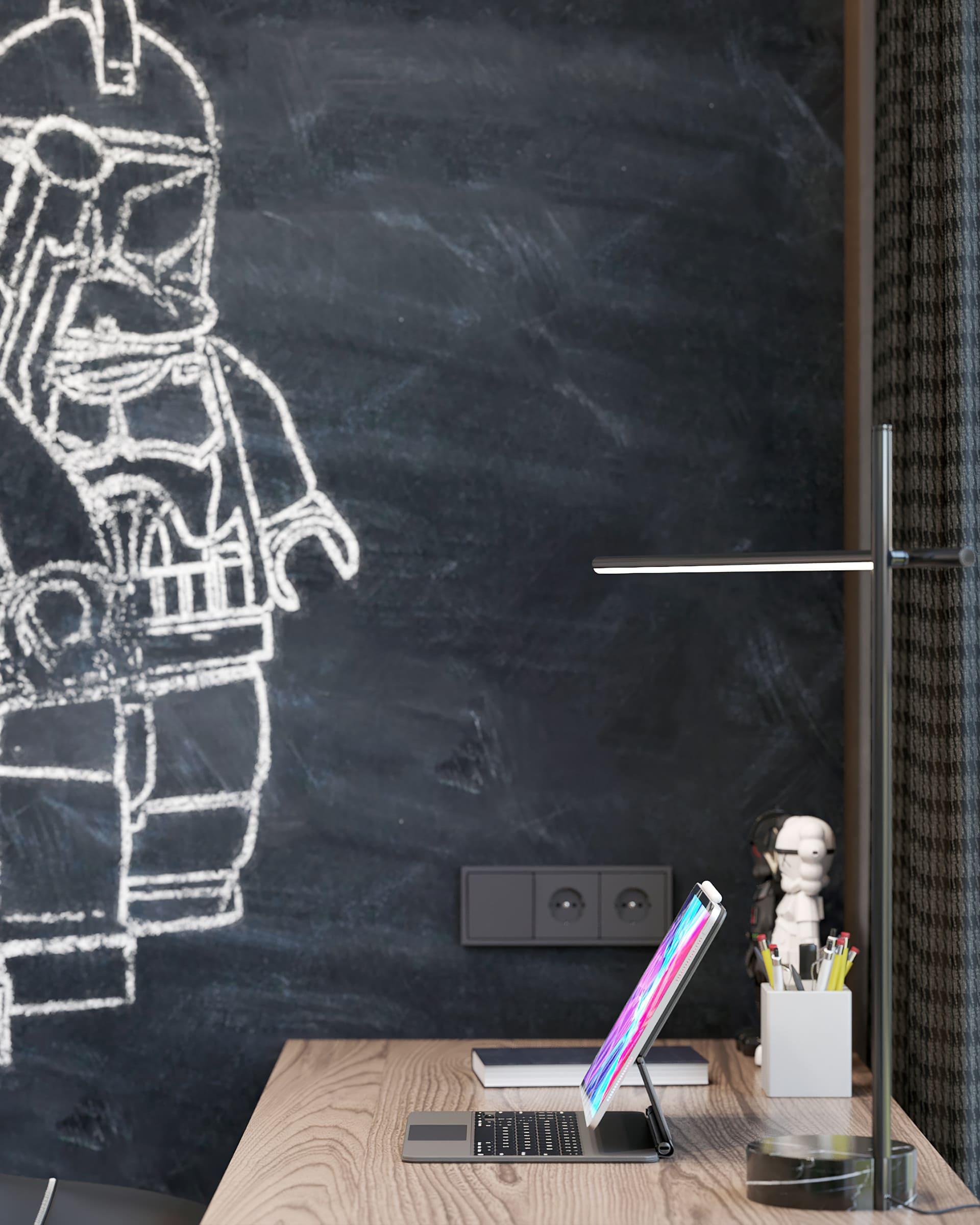 интерьер детской комнаты фото 45