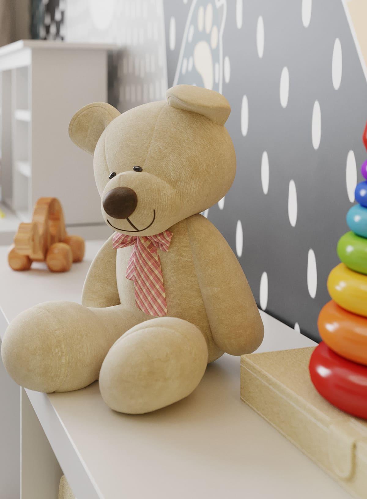 интерьер детской комнаты фото 105