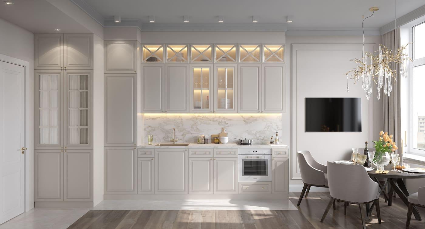 красивый дизайн кухни 20