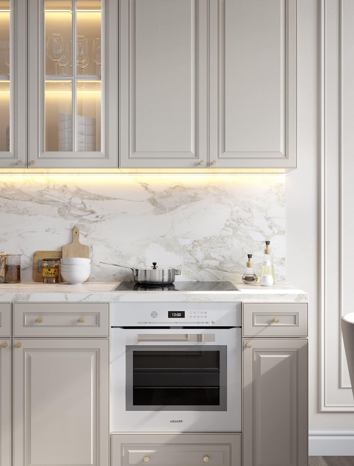 красивый дизайн кухни 21