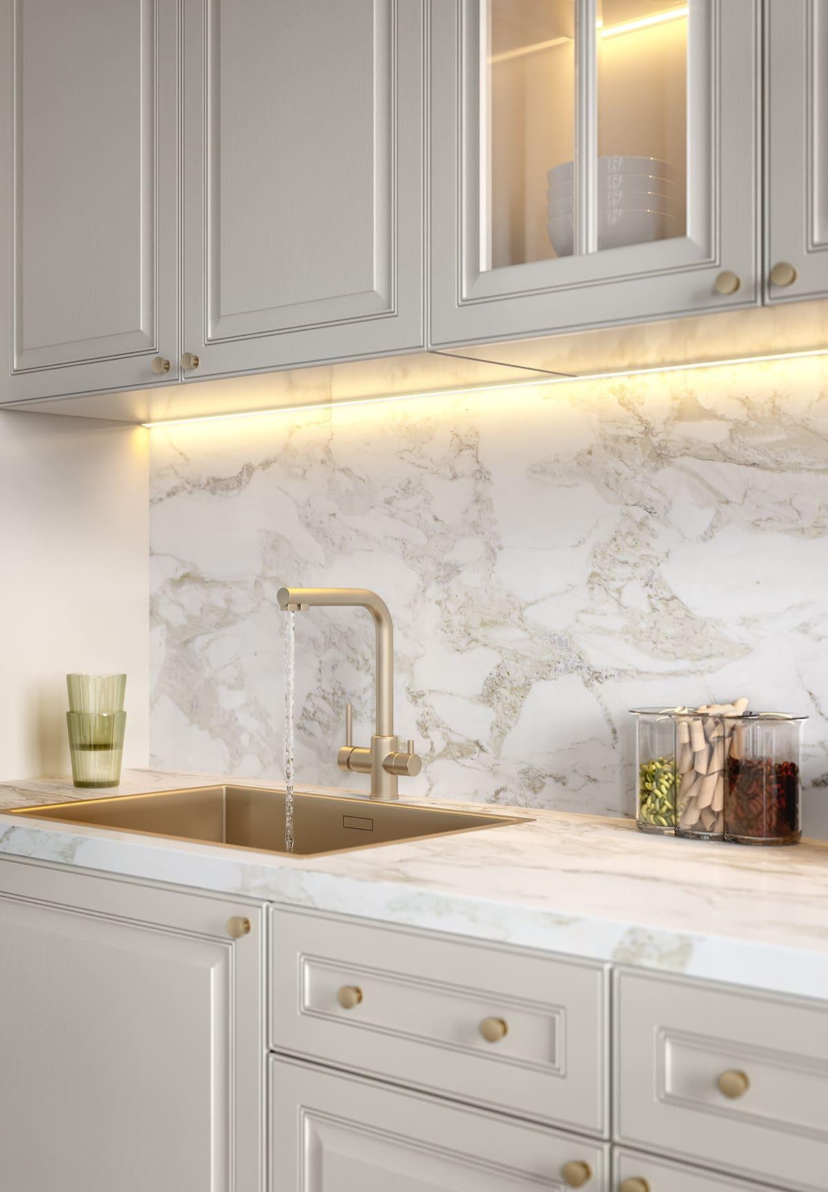 красивый дизайн кухни 22