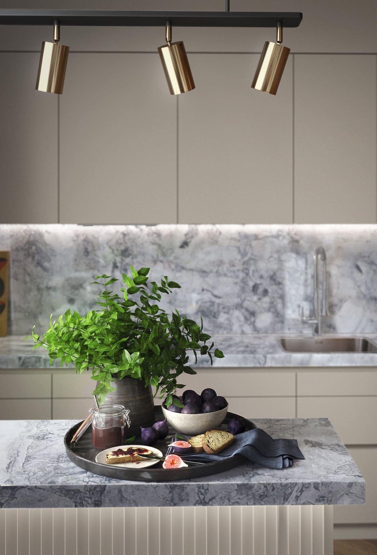 красивый дизайн кухни 34