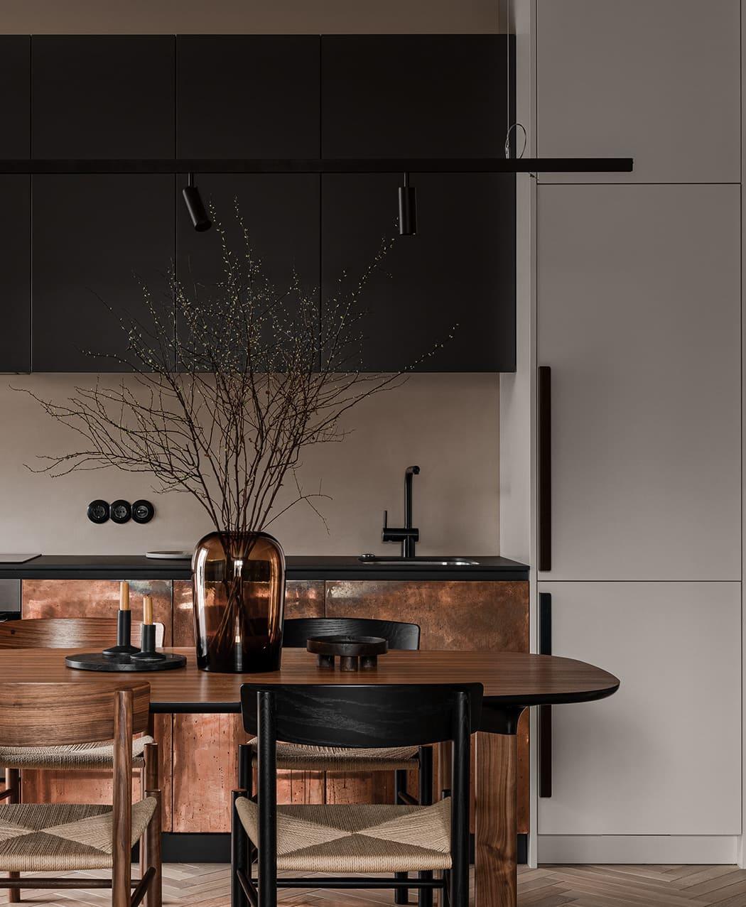 красивый дизайн кухни 98