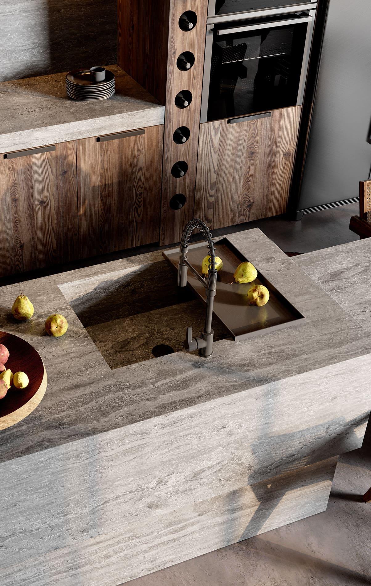 красивый дизайн кухни 54