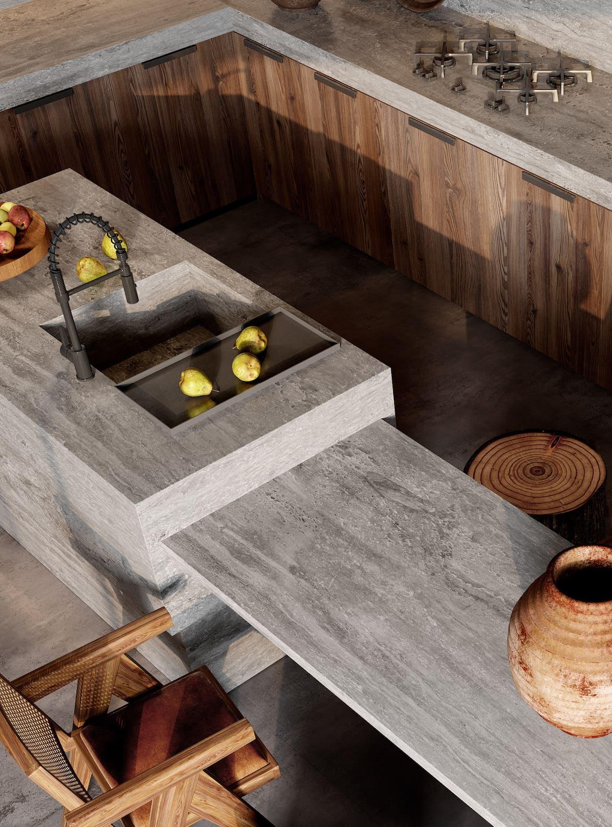 красивый дизайн кухни 56