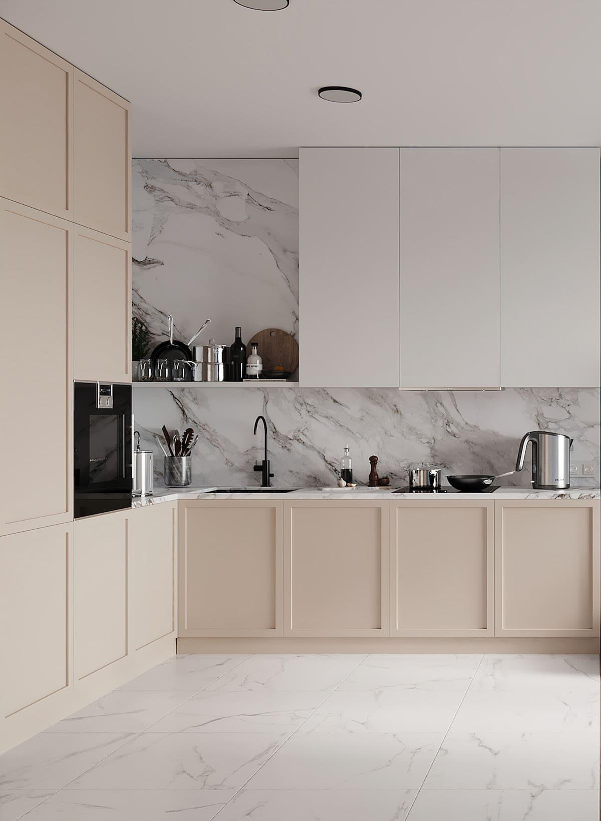 красивый дизайн кухни 4