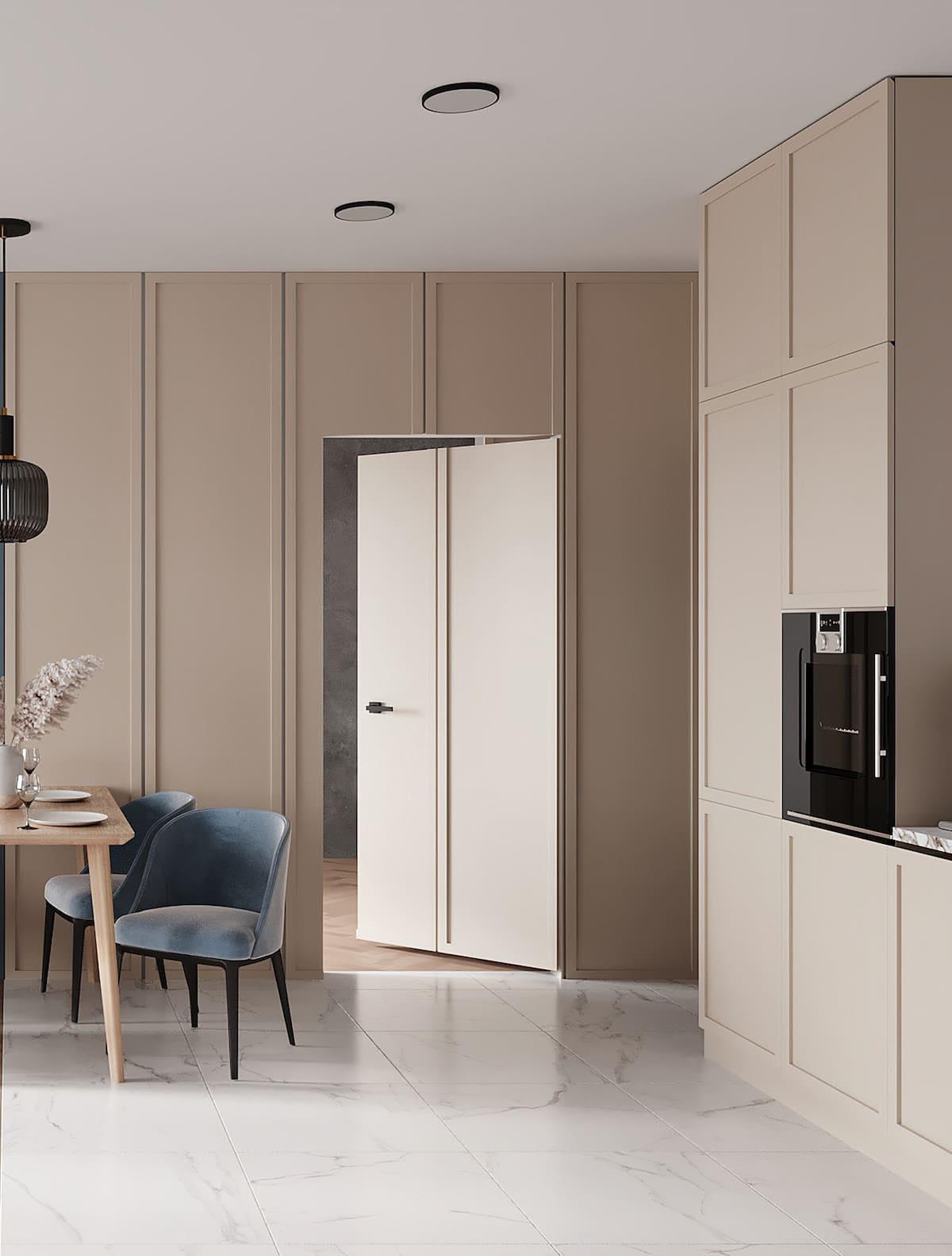 красивый дизайн кухни 5