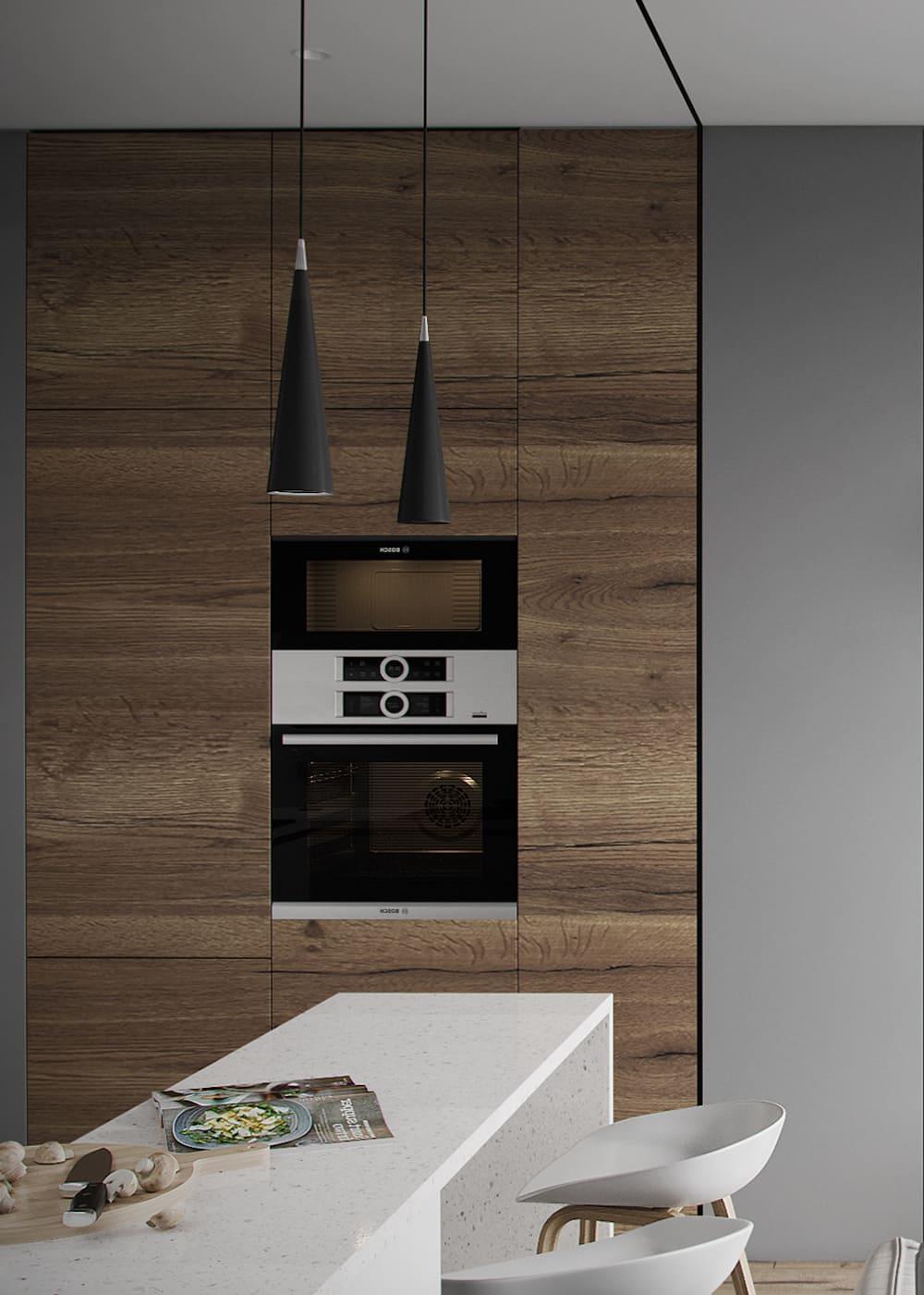 красивый дизайн кухни 69