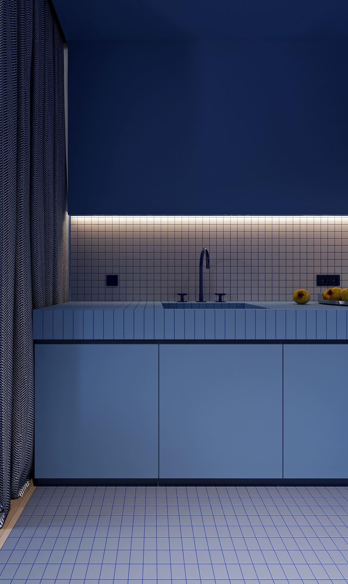 красивый дизайн кухни 42