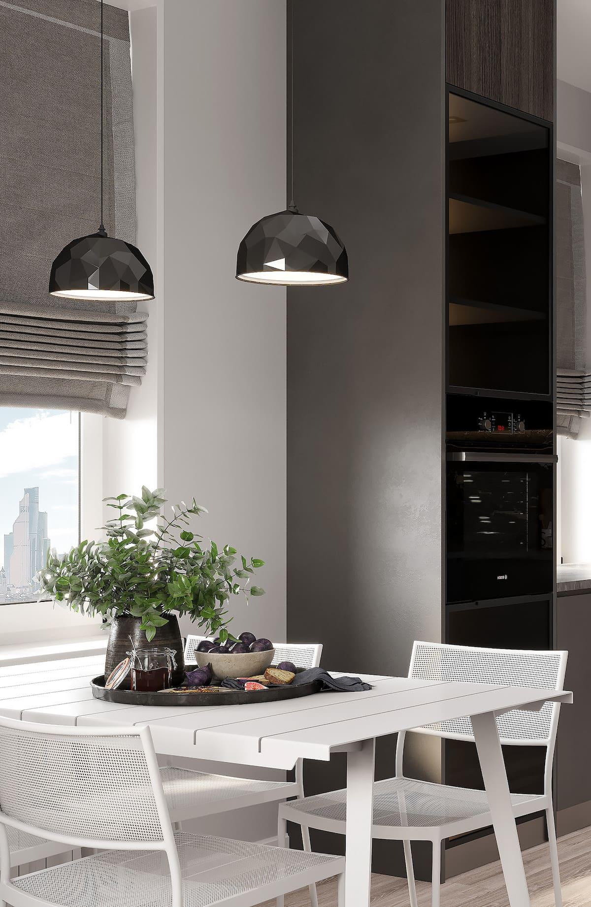 красивый дизайн кухни 10
