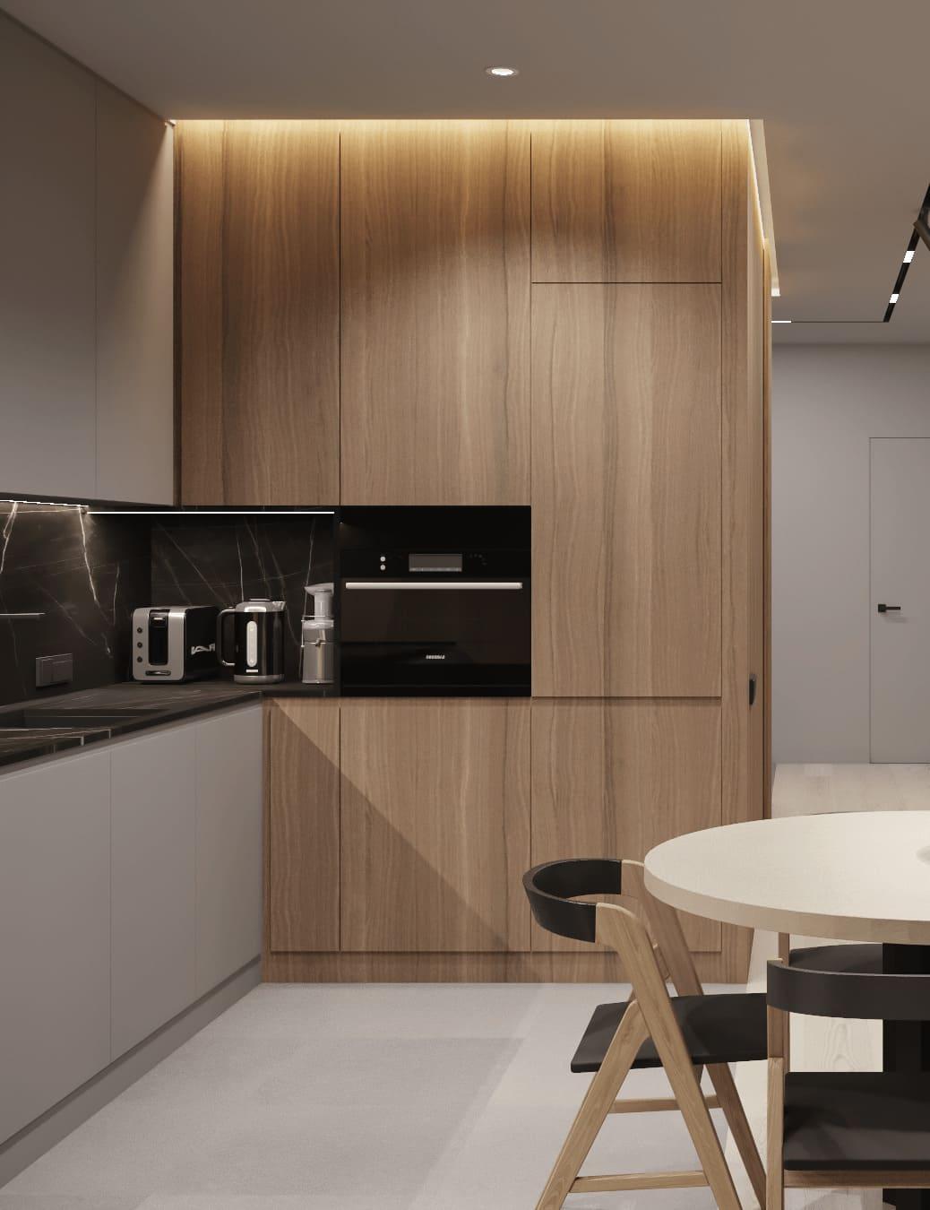 красивый дизайн кухни 15
