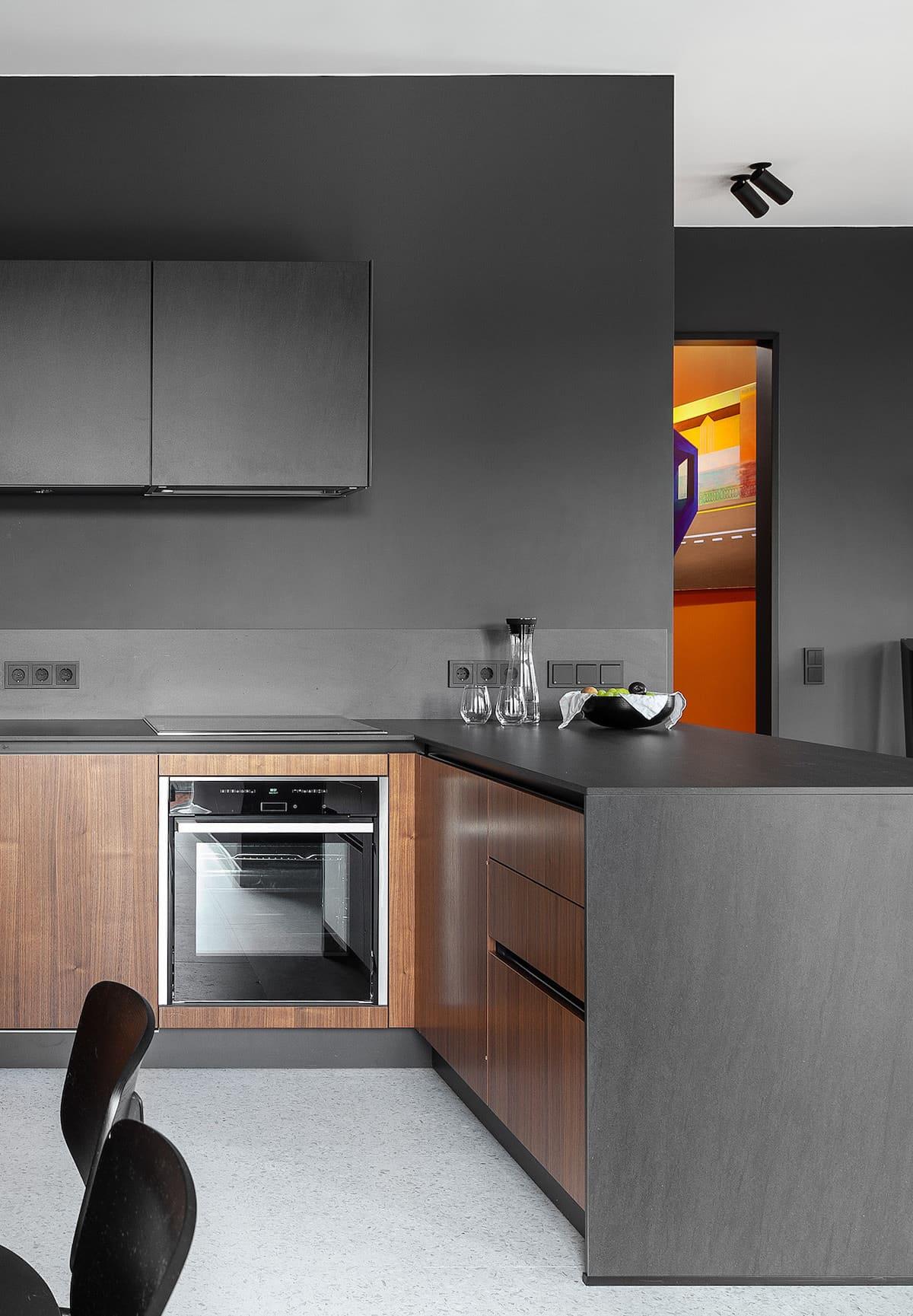 красивый дизайн кухни 95