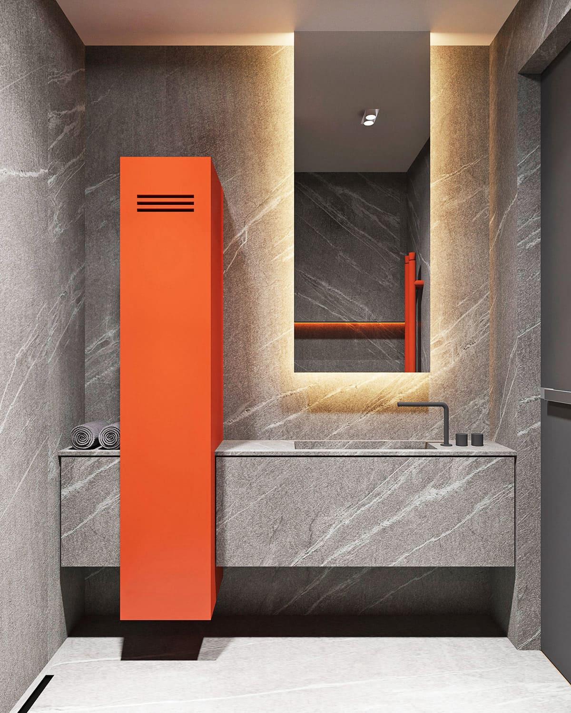 дизайн маленькой ванной фото 32