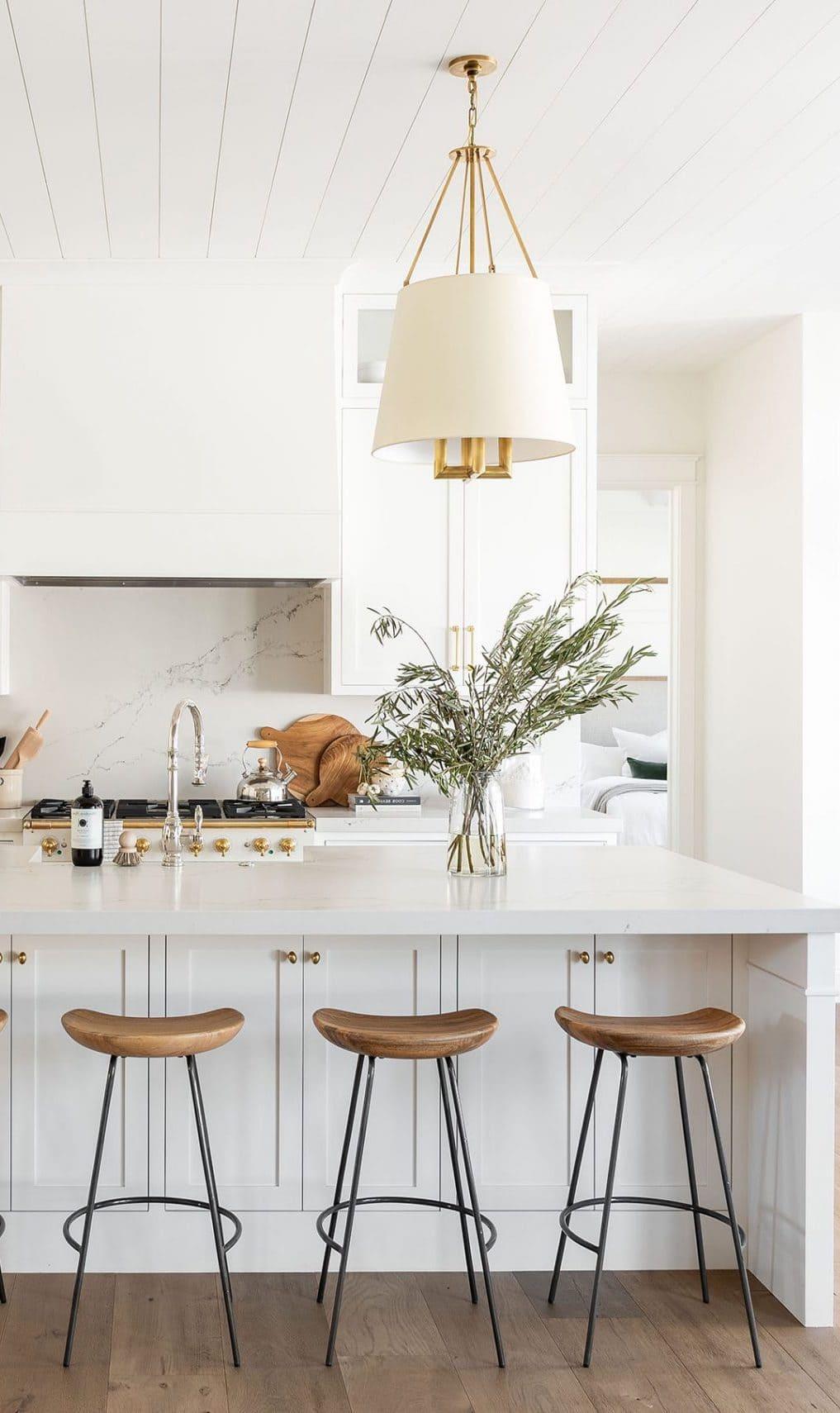 белая кухня фото 2